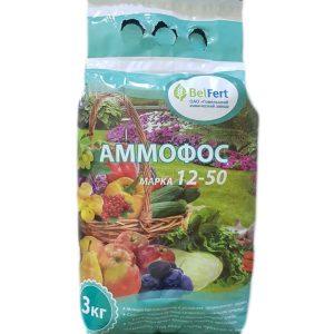 Аммофос в упаковке по 3 кг изображение