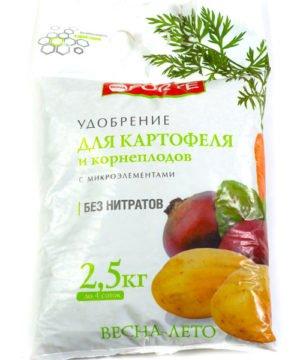 Удобрение BONA FORTE картофельное изображение