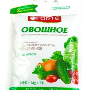 Удобрение BONA FORTE овощное изображение