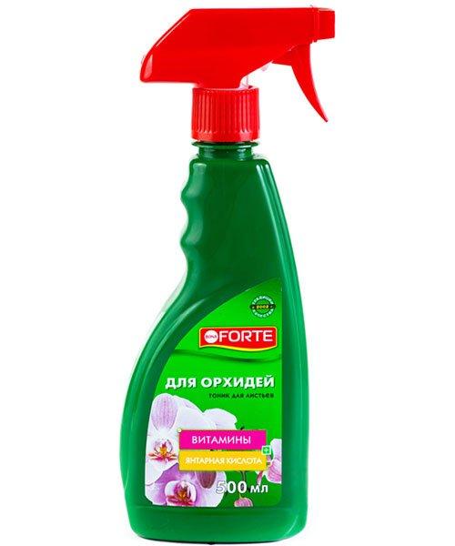 Тоник, спрей BONA FORTE для орхидей изображение