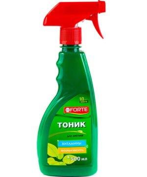 Тоник, спрей BONA FORTE  для листьев изображение