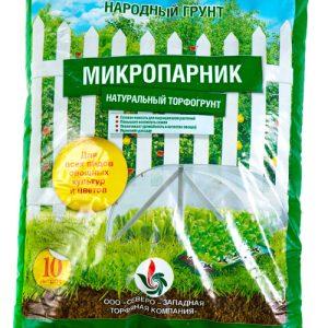 Народный грунт «Микропарник» изображение