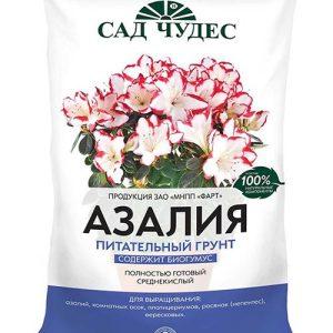 Питательный грунт Сад чудес Азалия изображение