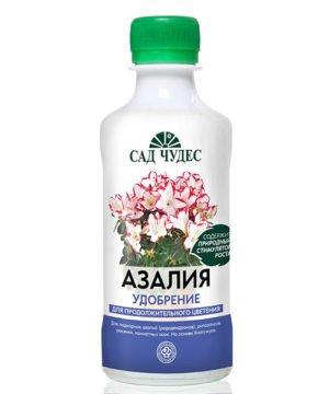 Жидкое гуминовое удобрение Сад чудес Азалия изображение