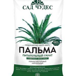 Питательный грунт Сад чудес Пальма изображение