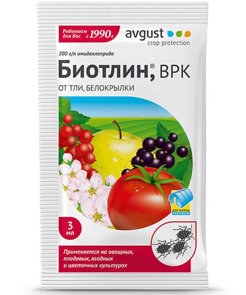 Инсектицид Биотлин, ВРК 3 мл изображение
