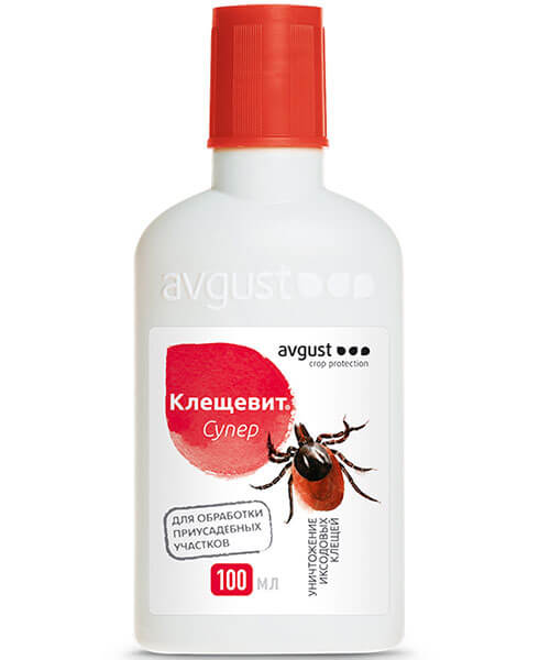 Инсектицид Клещевит Супер изображение