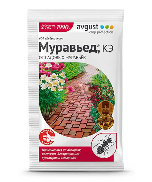 Инсектицид Муравьед, КЭ 1 мл второе изображение