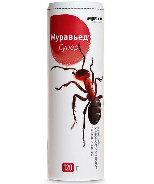 Инсектицид Муравьед Супер 120 г изображение