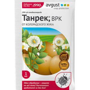 Инсектицид Танрек, ВРК 1 мл изображение