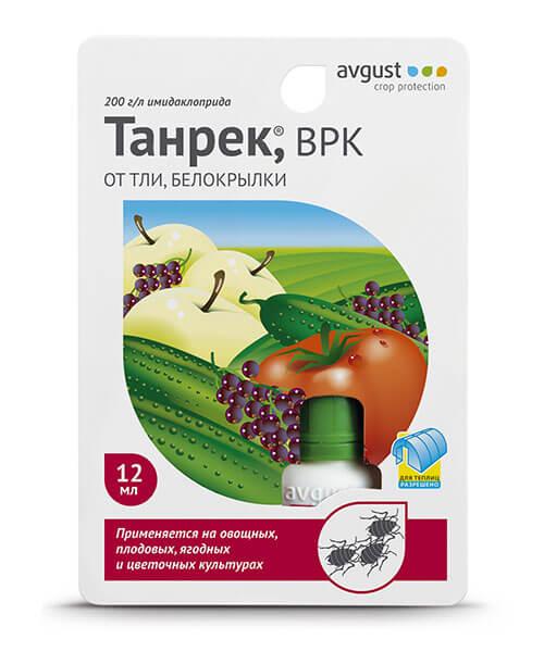 Инсектицид Танрек от тли, ВРК 12 мл изображение