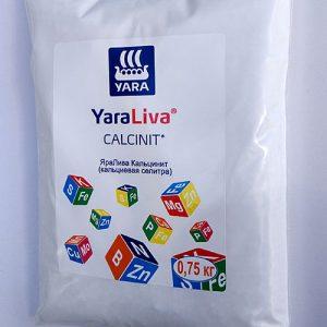 Минеральное удобрение Яра Лива Кальцинит (YaraLiva Calcinit) изображение