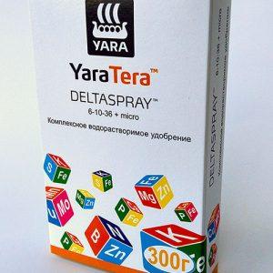 Минеральное удобрение ЯраТера Дельтаспрей оранжевый (YaraTera Deltaspray) 6-10-36 изображение