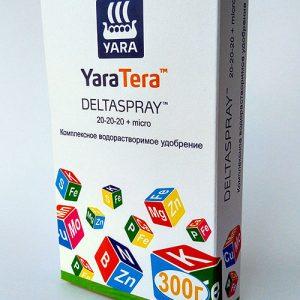 Минеральное удобрение ЯраТера Дельтаспрей зеленый (YaraTera Deltaspray) 20-20-20 изображение