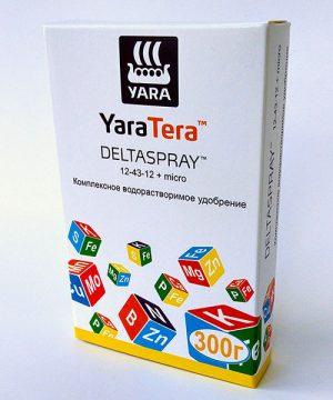 Минеральное удобрение ЯраТера Дельтаспрей желтый (YaraTera Deltaspray) 12-43-12 изображение
