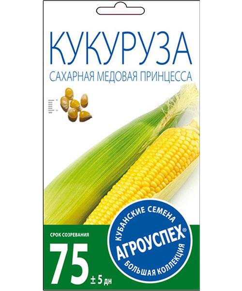 Л/кукуруза Медовая принцесса сахарная *4 гр (250) изображение