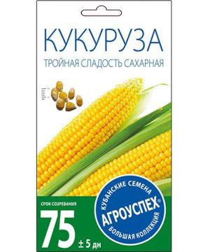 Л/кукуруза Тройная сладость ранняя *5г  (250) изображение