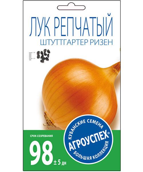 Л/лук Штутгартер Ризен ранний *1г  (250) изображение