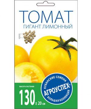 Л/томат Гигант лимонный средний И *0,1г  (500) изображение