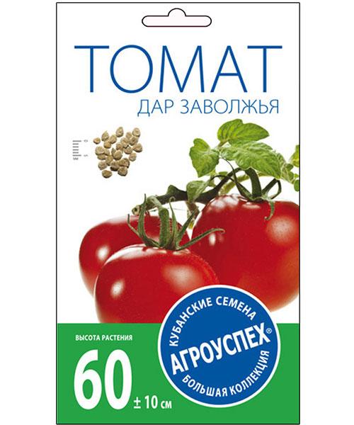 Л/томат Дар Заволжья средний Д *0,3г  (500) изображение