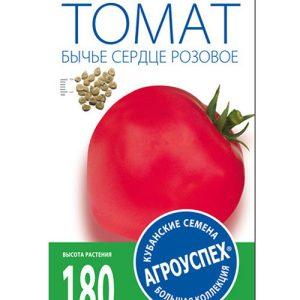Л/томат Бычье сердце розовое поздний И *0,1г  (500) изображение