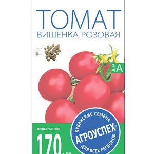 Л/томат Вишенка розовая средний  И (тип черри) *0,1г  (500) изображение