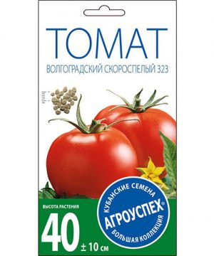 Л/томат Волгоградский 323 ранний Д*0,3г  (500) изображение