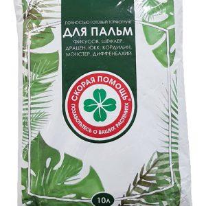 Готовый грунт Скорая помощь «Для пальм» изображение