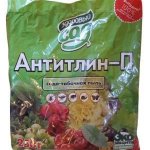 Инсектицид Здоровый сад Антитлин-П, 250 г/50 СОДА-ТАБАК изображение