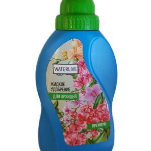 Жидкое удобрение WATERLIVE для орхидей 500 мл изображение