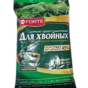 Bona Forte Удобрение пролонгированное с БИОДОСТУПНЫМ КРЕМНИЕМ Хвойное 5 кг/5 изображение