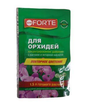 БонаФорте Красота САШЕ удобрение для орхидей, пакет10 мл/25/72 изображение