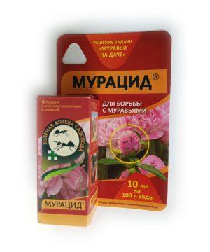 Инсектицид Мурацид Зеленая аптека садовода изображение