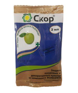 Пестицид Скор Зеленая аптека садовода изображение