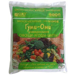 Агрохимикат ГУМИ-ОМИ-Овощи