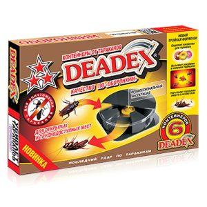 Контейнер DEADEX Средство инсектицидное от тараканов