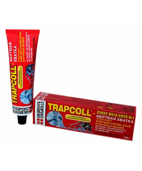 Клей TRAPCOLL для отлова крыс и крупных мышей