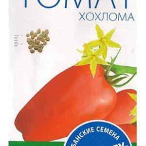 Л/томат Хохлома средний И банановидн.*0